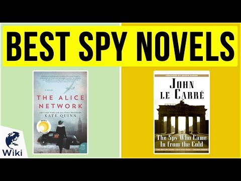 10 Best Spy Novels 2020