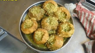 cheese Pani Puri