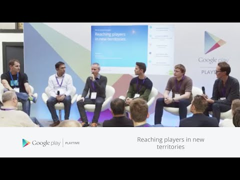 Playtime Europe - Reaching players in new territories