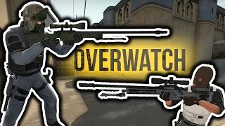 2 SNAJPERÓW, KTÓRY TO HAX? - Overwatch #104