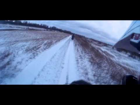 ForestRider Present FROM RUSSIA WITH LOVE (TTR250R) Ride On Motorcycle SJ4000CAM