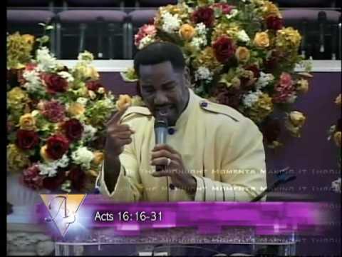 Pastor Arthur Jackson Iii Making It Through The Midnight Moments Youtube