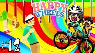 IL PADRE E' SEXY!! - Happy Wheels [Ep.12]