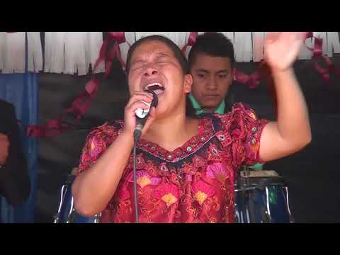 Solista Catarina Sajvin Pérez Video En Vivo Volumen 11 Coros