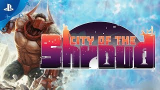 City of the Shroud: Definitive Edition - Release Announcement Trailer   PS4