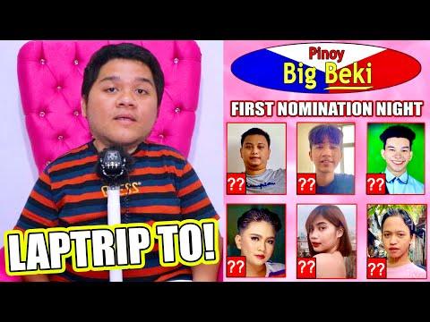 NAGING PBB HOUSE ANG BAGONG BAHAY (WELCOME HOUSEMATES!!!) - Pinoy Big Beki S1E1