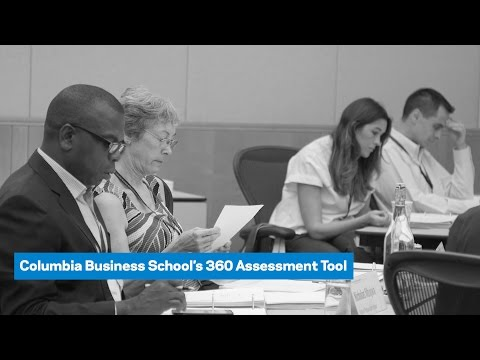 Columbia Business School's 360 Assessment Tool