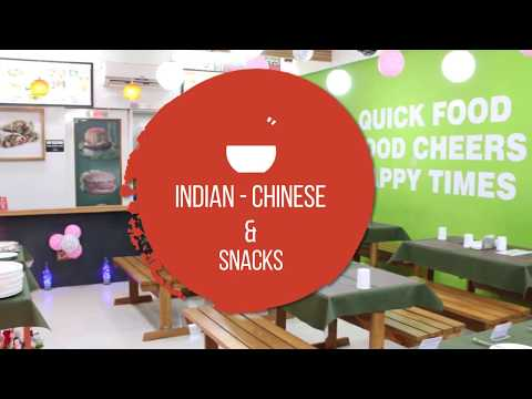 cherish cafe : A fusion of exotic cuisines