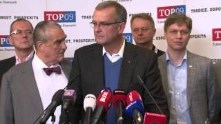 Schwarzenberg: Děkuji všem, kteří přišli k volbám