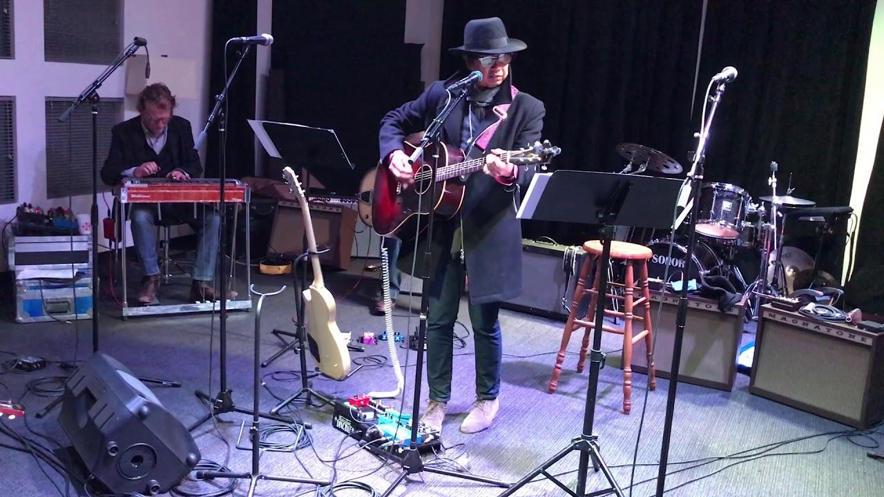 Alejandro Escovedo - Wedding Day - Space Rehearsal and Recording, Austin,  1/10/18