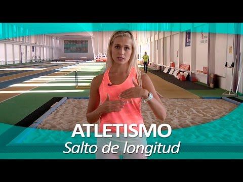 ATLETISMO 12 | Salto de longitud