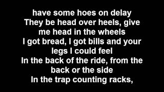 Fetty Wap - No dayz off (Lyrics on screen) ft. Montana Bucks