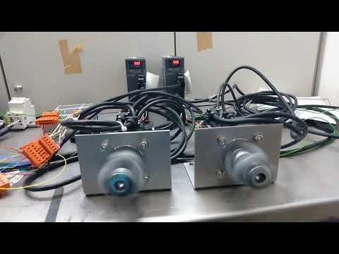 MR-JE-40A MULTISEPEED Switching