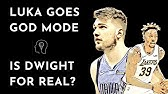 Luka's MVP level and Dwight Howard's comeback | 5 Thoughts
