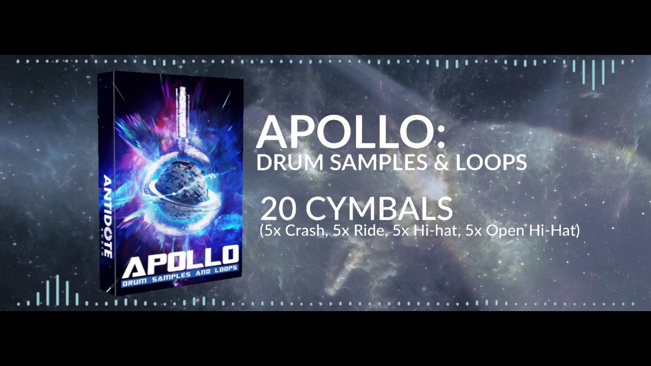 Apollo: Drums Samples & Loops [FREE MINI PACK DOWNLOAD]