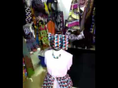 HOM African clothing boutique