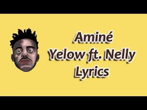 Aminé - Yellow Lyrics