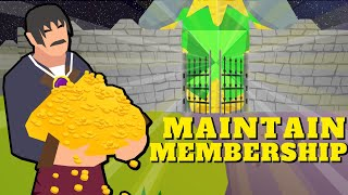 Maintain Your Membership Without Paying $11 a Month  P2P Money Making   Old School RuneScape