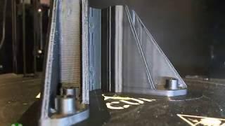 Печать распорки для 3D принтера Anycubic Kossel