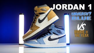 Jordan 1 University Blue REVIEW | Rookie of the Year QUALITY!