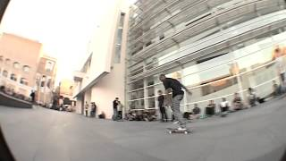 Oscar the G's part from Skate Sauce