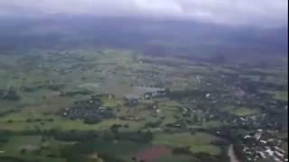 Landing in Nadi, Fiji, Pacific Blue Airlines, Virgin Australia, Oceania