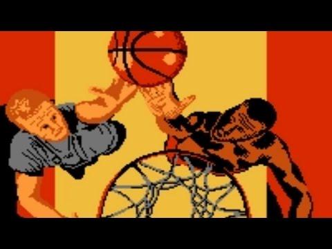 Jordan vs. Bird: One on One (NES) Playthrough - NintendoComplete