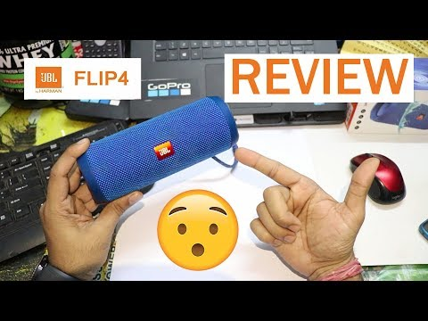 JBL Flip 4 Ownership Review after 1 year of Harsh use