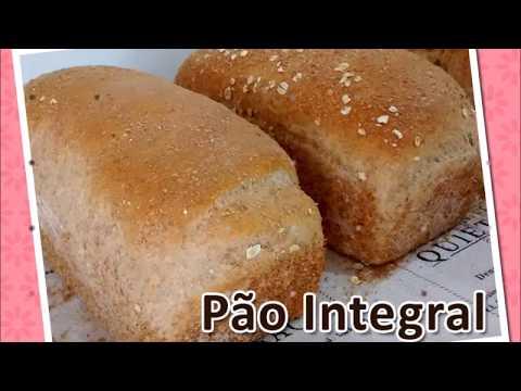 PÃO INTEGRAL - Donnabela Confeitaria Artesanal