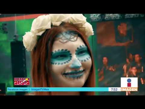 Los Rusos ¡aman A México! | Noticias Con Francisco Zea