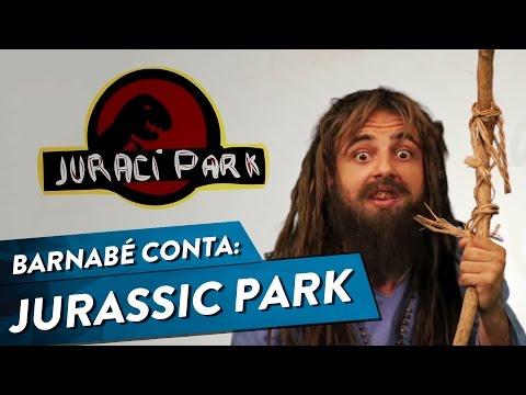 BARNABÉ CONTA: JURASSIC PARK