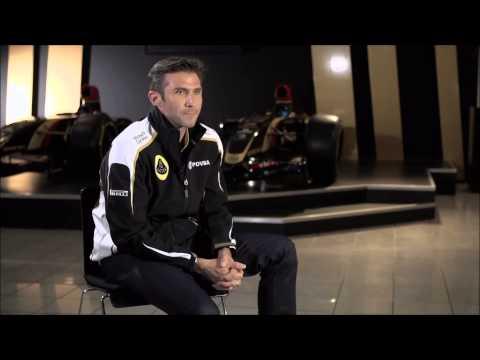 Pre-season interview with Lotus' Matthew Carter