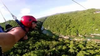 zipline bohol loboc eco tourism adventure park