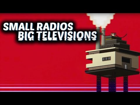 Small Radios Big Televisions Gameplay! WEIRD UNIQUE PUZZLER! [Gameplay Walkthrough]