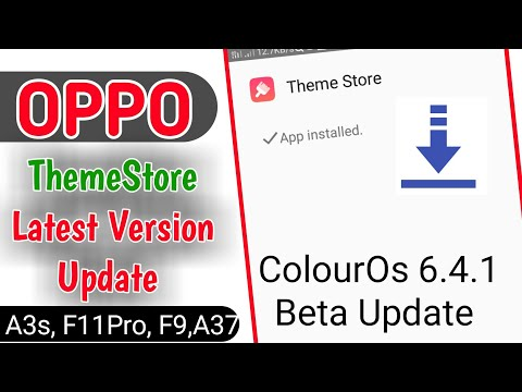 oppo themes store update - cinemapichollu