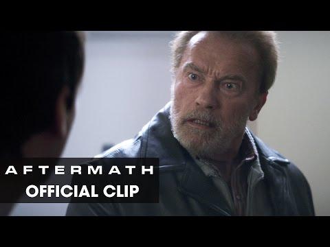 "Aftermath (2017 Movie) Official Clip ""Confrontation"" – Arnold Schwarzenegger"