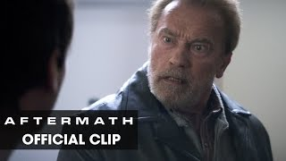 "Aftermath (2017 Movie) Official Clip ""Confrontation"" – Arnold Schwarzenegger"