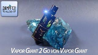 Vapor Giant 2 Go von Vapor Giant