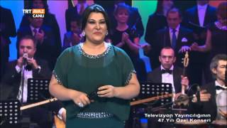 Arzu Kuş - Tarama Yar Taram-TRT 47. Yıl Özel Konseri - TRT Avaz