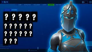 ALL MY SKINS, PICOS, ALA DELTAS,FORTNITE BAILES / All My Inventory (Fortnite Locker)