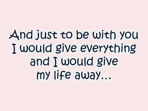 Love Song with Lyrics by: Third Day