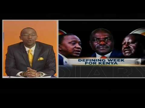 Citizen Extra : Defining Week For Kenya