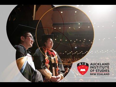 Auckland Institute of Studies Graduation Ceremony 2015