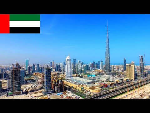 United Arab Emirates full view | UAE country | Dubai tour Ab