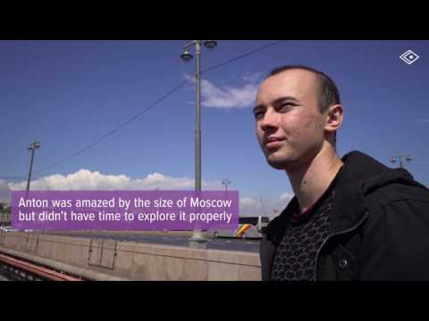 How a Russian tourist went to look at the Kremlin — and ended up behind bars.