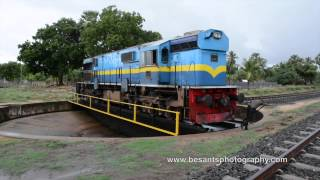 Pallai railway turntable - Jaffna, Sri Lanka