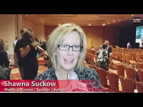 Shawna Suckow discovers a service to increase attendee ...