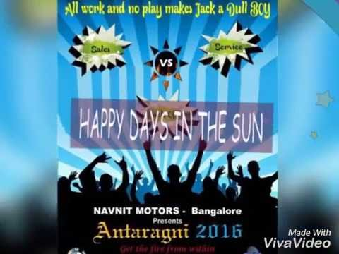 Navnit Motors - Bangalore Sports Day 2016