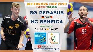 IKF ECup 2020 SG Pegasus - NC Benfica