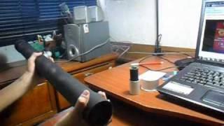 Repeat youtube video TELESCOPIO CASERO GALILEO GALILEY